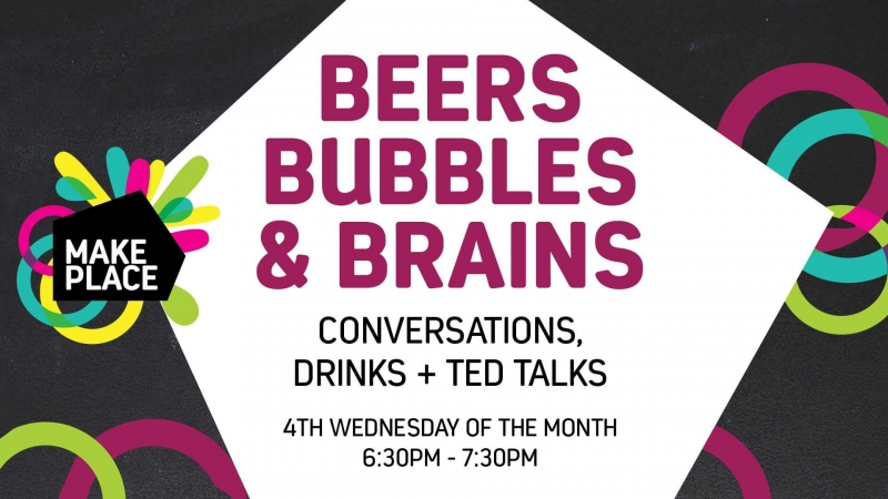 Beers, Bubbles & Brains - Science Week Edition