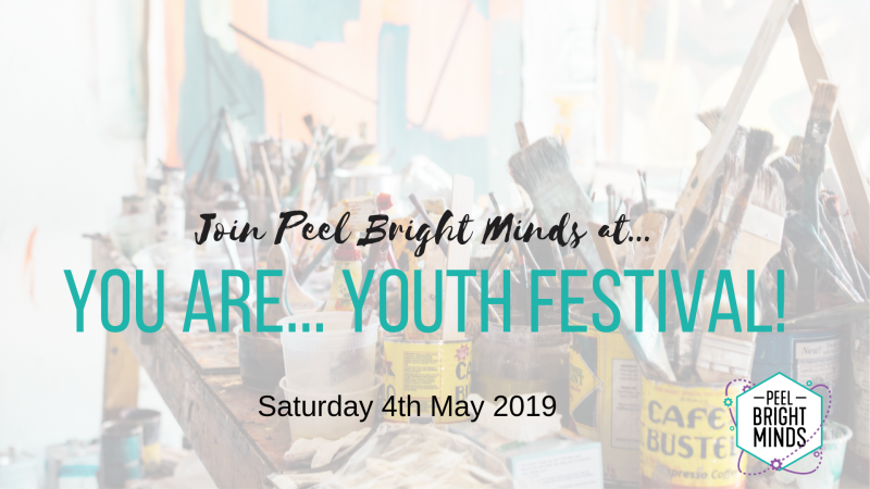 PBM at YOU ARE Youth Festival