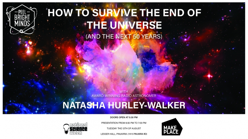 How to Survive the End of the Universe (and the Next 50 Years)