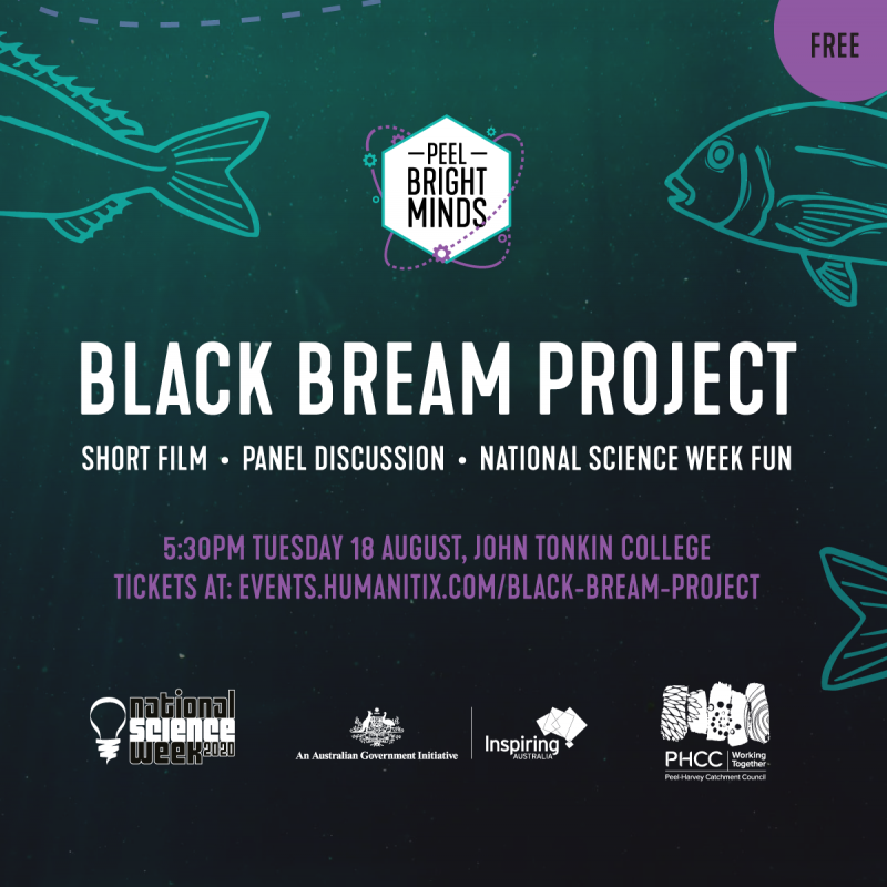 Peel Bright Minds presents: Black Bream Project